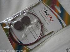 Purple Circular Knitting Needles
