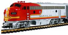 Lgb 21576 21586 locomotora Diésel set F7 a B Santa fe Atsf escala G