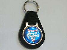 Pontiac Sunbird Keychain Suede Key Chain, (#1162) (**)