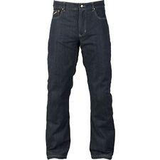 Pantaloni di cotone per motociclista taglia 46