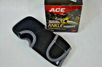ACE Adjustable Ankle Moderate Compression 2 Strap Support Wrap Adjust To Fit NEW