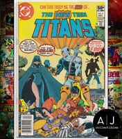 New Teen Titans #2 FN/VF 7.0 (DC)