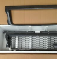 FRONT GRILLE (NOT PAINTED) HST STYLE FITS RANGE ROVER SPORT 2005-2009 YT-RS019-N