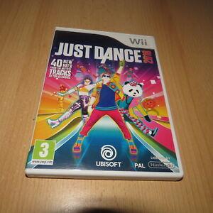 Just Dance 2018 (Nintendo Wii) pal
