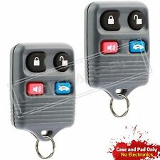 2 Replacement For 1999 2000 2001 2002 Mercury Grand Marquis Remote Shell Case
