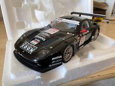 Ferrari 575 Gtc Donington 2004 Kyosho 1/18 Black