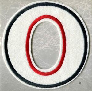 Willabee & Ward 1927 OTTAWA SENATORS ~ NHL THROWBACK HOCKEY PATCH ~ Patch Only