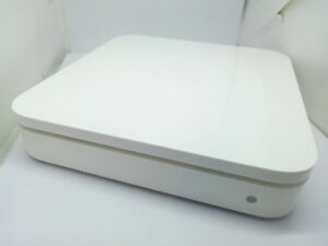Apple Airport Extreme A1408 MD031B/A Gigabit Dual Band Wireless N Router 5th Gen