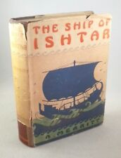 THE SHIP OF ISHTAR - A Merritt - 1926 - G P Putnam's Sons - DUST JACKET