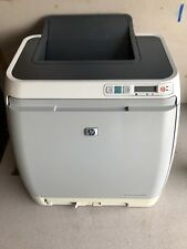 HP Color Laserjet 2600N Q6455A Workgroup Network Printer Page Count Under 15k
