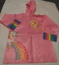 NWT IN PACKAGE RAINBOW BRITE RAINCOAT PONCHO SIZE  SMALL 4