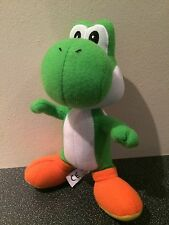 "Genuine Super Mario Yoshi 9"" Soft Toy Plush Plushie Toady Luigi"