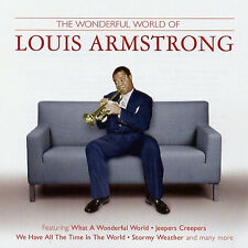 Louis Armstrong The Wonderful World of Louis Armstrong