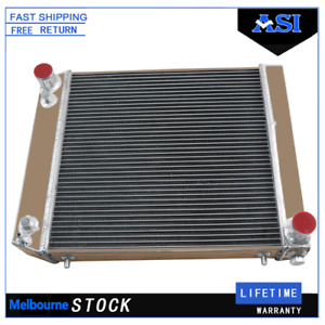 3Row Radiator For Land Rover Defender&Discovery 200 Tdi 2.5 1989-94 Turbo Diesel
