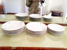Servizio 18 piatti in porcellana C.T. Tielsch Altwasser Germany anno 1937
