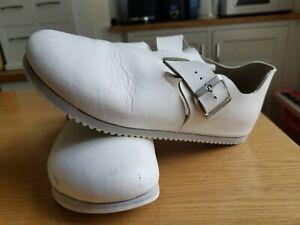 Birkenstock London Size 42 UK 8 White