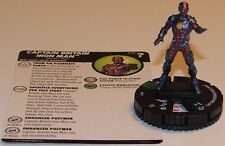 CAPTAIN BRITAIN IRON MAN 019 15th Anniversary What If? Marvel HeroClix