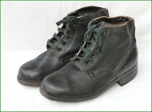 Bulgarian Army Soldier Hobnails Boots Field Shoes size 42