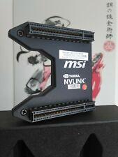 MSI NVLink / SLI Bridge