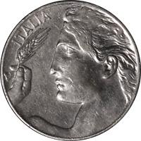 Italy 20 Centesime 1919 KM #44, VF+