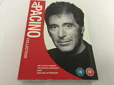 AL PACINO BOX SET 5 DISCS ANY GIVEN SUNDAY + OTHERS DVD BOX SET