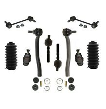 12 New Pc Suspension Kit for Honda Prelude 1997-2001 Base Models Tie Rod Ends