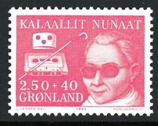 Greenland 1983 Welfare For The Blind Mint Unhinged