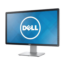 """Dell LED 24"""" Widescreen LCD Monitor P2414H DVI VGA Display Port Great Condition"""
