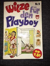Echte Rarität: Witze für den Playboy
