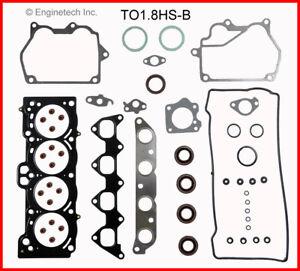 Enginetech Engine Cylinder Head Gasket Set TO1.8HS-B