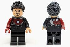 Lego Tony Stark 40334 Black Iron Man Suit Avengers Super Heroes Minifigure