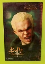 """VAMPIRE SPIKE Buffy the Vampire Slayer Sideshow Collectible 12"""" Figure-- NEW !!!"""