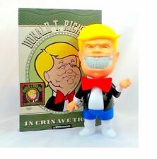 SDCC 2017 Donald T Rich Ron English Trump Grin Black Light Reactive Comic-Con