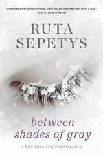 Between Shades of Gray by Ruta Sepetys (2012, Paperback)