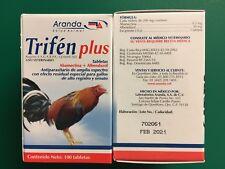 Aranda Trifen Plus Dewormer (USA Seller) 100 Tablets