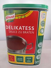 Knorr Delikatess Sauce zu Braten (13 99 Eur/1kg)