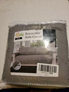 Easy-Going Pets, Kids, Slipcover Reversible Sofa Cover G1626