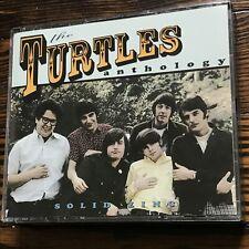 Solid Zinc: The Turtles Anthology (Rhino R2 78304) (2-CD Set) - The Turtles - ..
