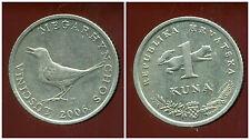 CROATIE  1 kuna 2006
