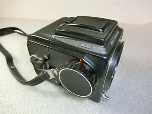 Hasselblad 503CX Black + A12 Film Bag + WL Finder