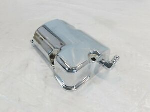 Indian Gilroy Scout & Chief Chrome Transmission Shifter Shift Drum Top Cover Cap
