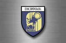 Sticker decal souvenir car coat arms shield city travel armenia  Jermuk
