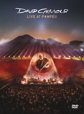 DAVID GILMOUR - LIVE AT POMPEII  2 DVD NEU