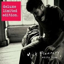 Mick Flannery - White Lies (Deluxe Limited Edition) [New CD] UK - Import