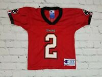 NWT Tampa Bay BUCCANEERS NFL Chris Simms Champion Football Jersey Toddler 4T
