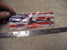 Desert Storm Era US Flag Pin, new in the orignal Package