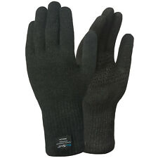 DexShell ToughShield Mens Waterproof Cut Resistant Knitted Gloves - Black