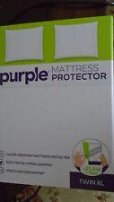 Purple Bed - die Matratzen Schoner Zwilling XL Neu Im Box