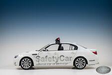 1/18 KYOSHO BMW M5 Moto Gp Safety Car white