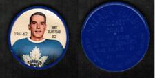 1961-62 Shirriff/ Salada Coins #52 Bert Olmstead Maple Leafs (ref 46533)